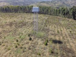 Makuyu Ridge Water storage tank